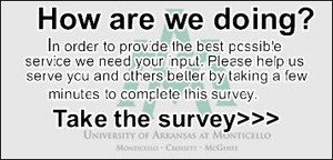How are we doing survey
